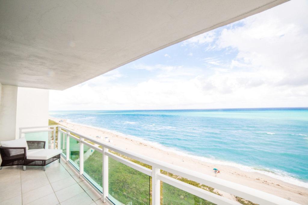 appartement vue sur mer à Miami Beach