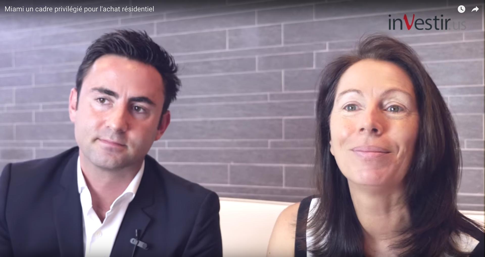 Miami un cadre privilégié pour l'achat résidentiel – Investir US