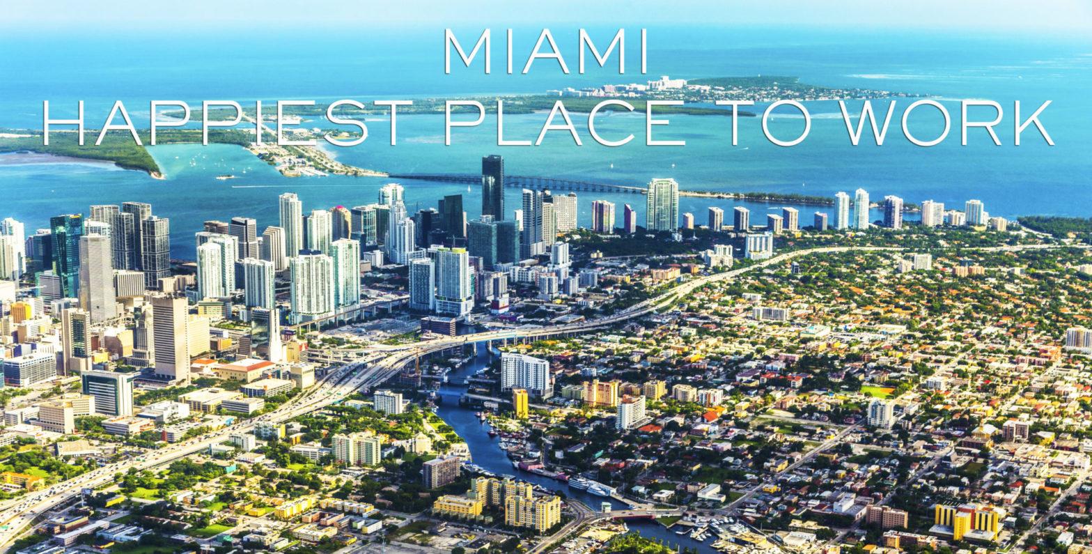 Miami, la meilleure ville où travailler en 2016
