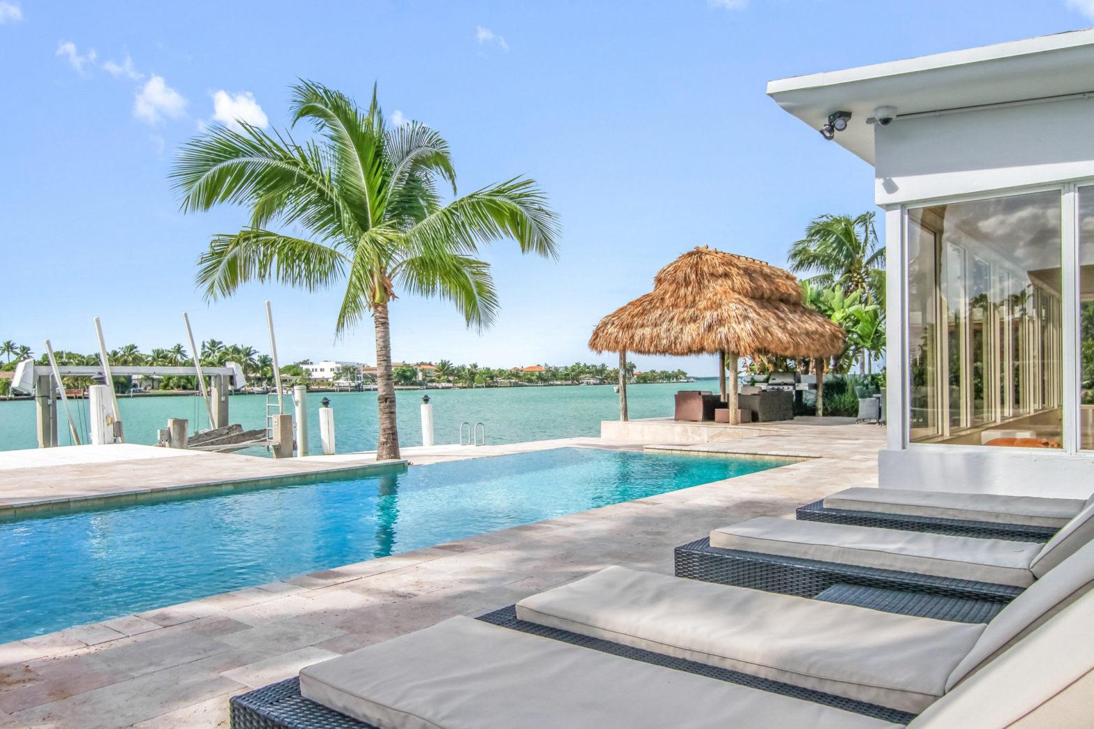 Miami : ces villas de rêve qui battent des records