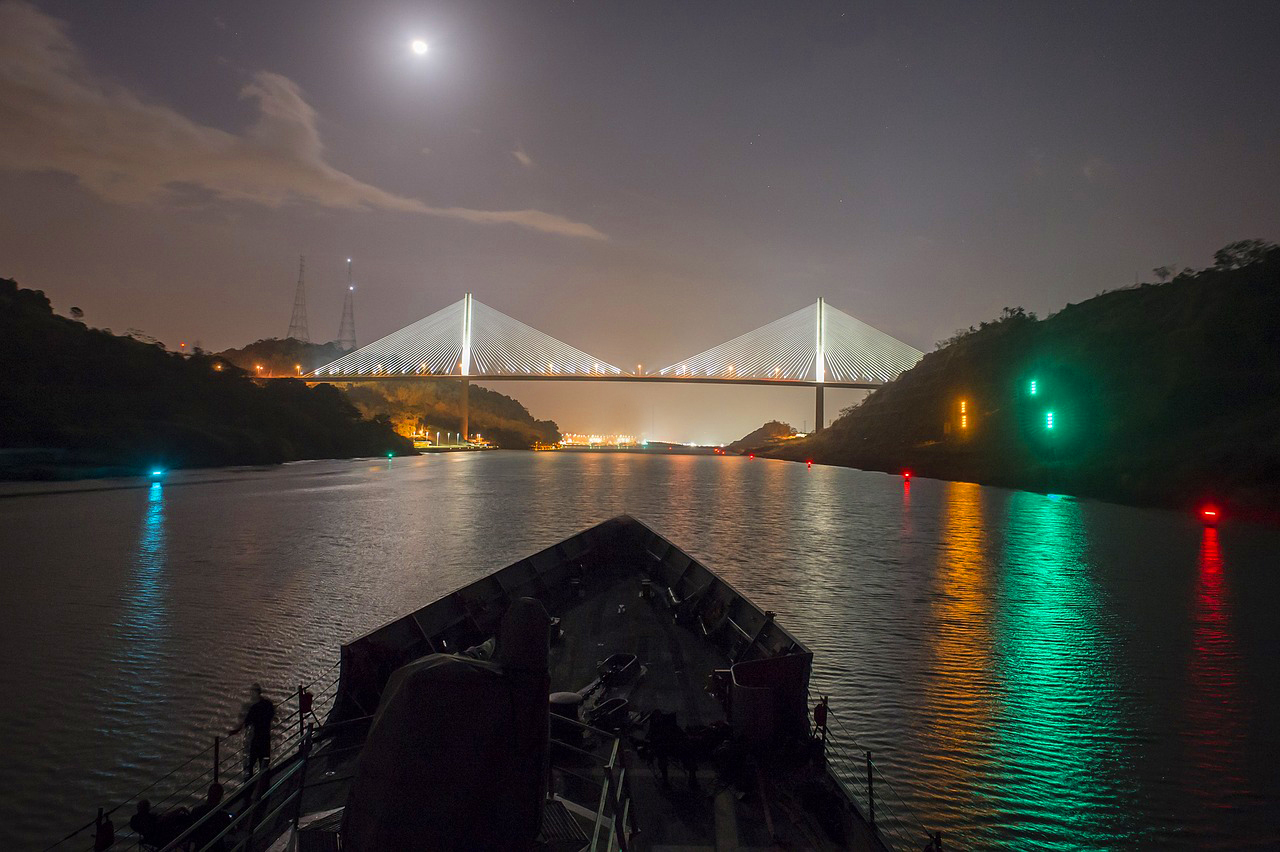 L'agrandissement du Canal de Panama contribue au développement économique de Miami