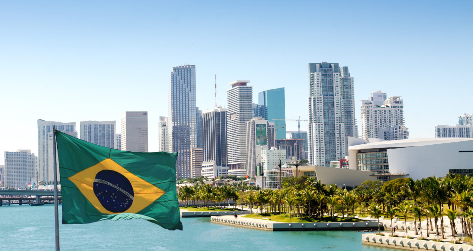 Why are Brazilians investing more in Miami?