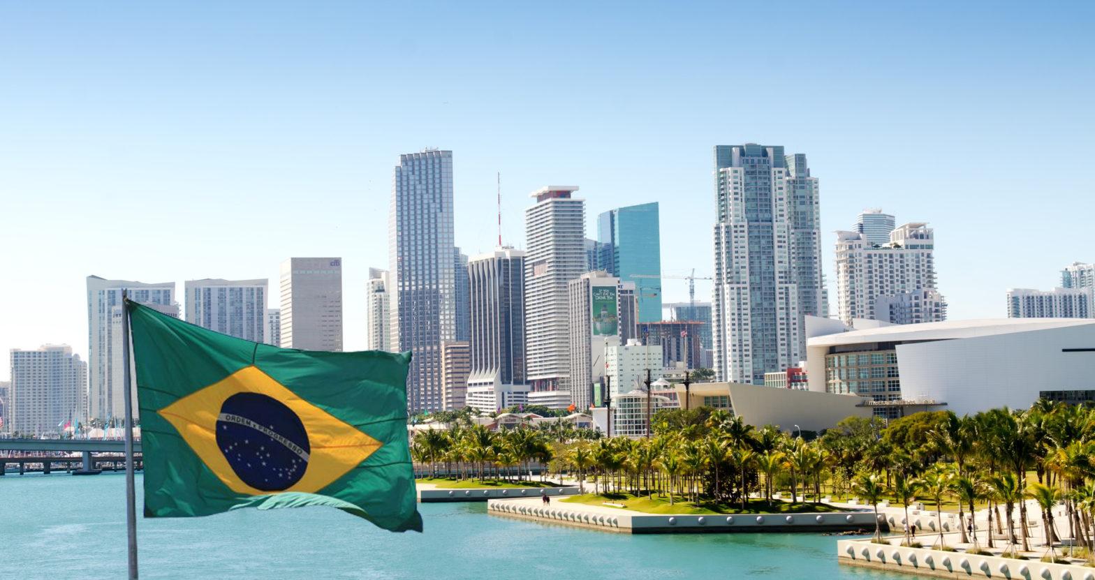 Pourquoi les brésiliens investissent toujours plus à Miami ?