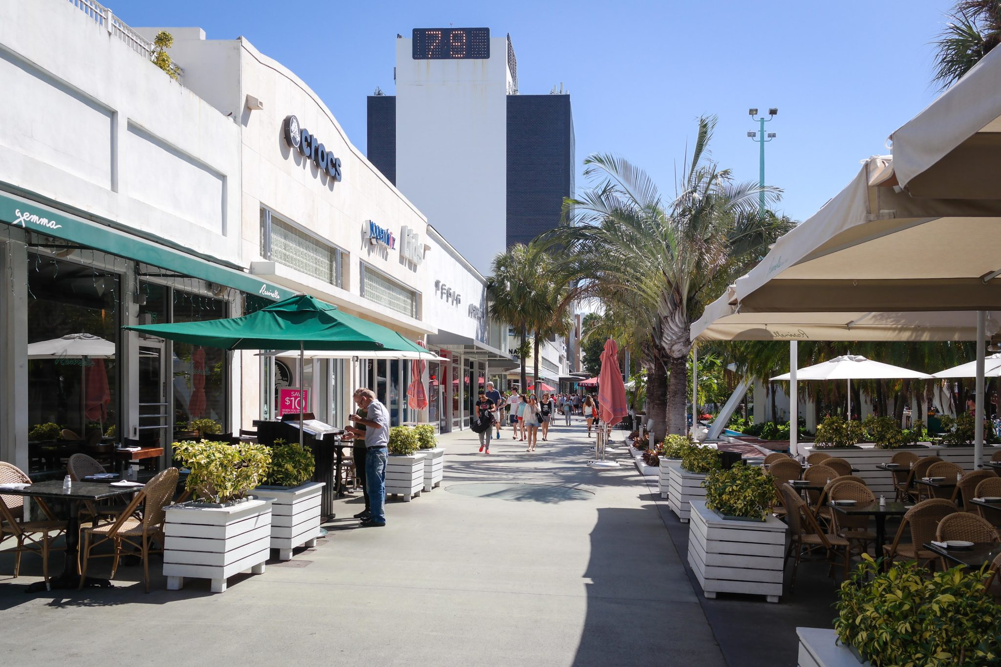 Les secrets de Lincoln Road