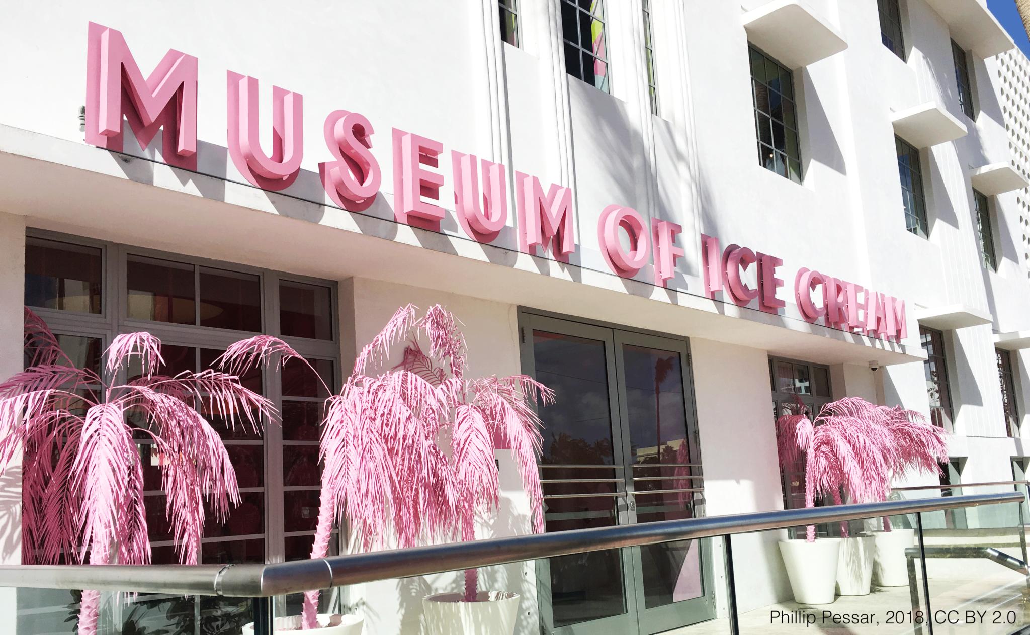 Le musée de la glace ouvre ses portes à Miami