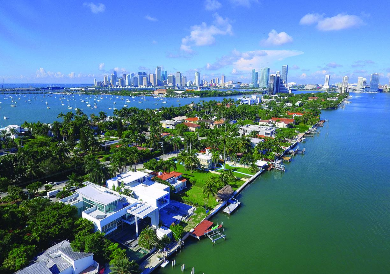 Miami Beach Islands